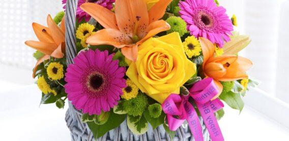 çiçek sepeti hakkında
